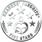 Readers Favorite 5 star seal for online